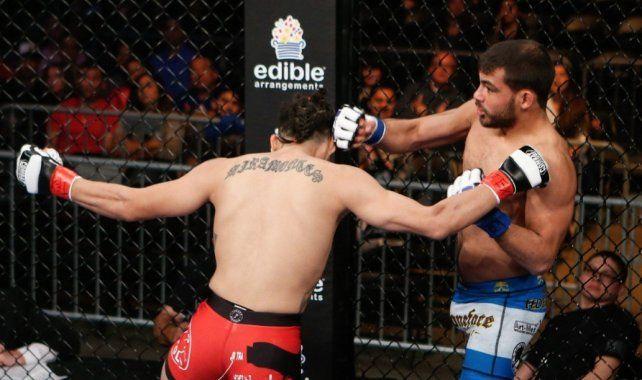 Un argentino marcó el KO más rápido de América con un brutal derechazo