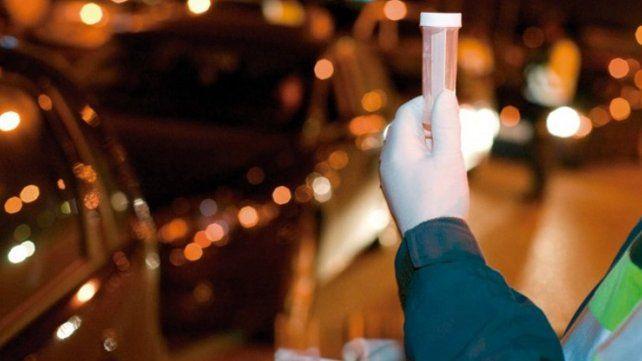 Narcolemia: más del 32% de los controles a conductores dio positivo