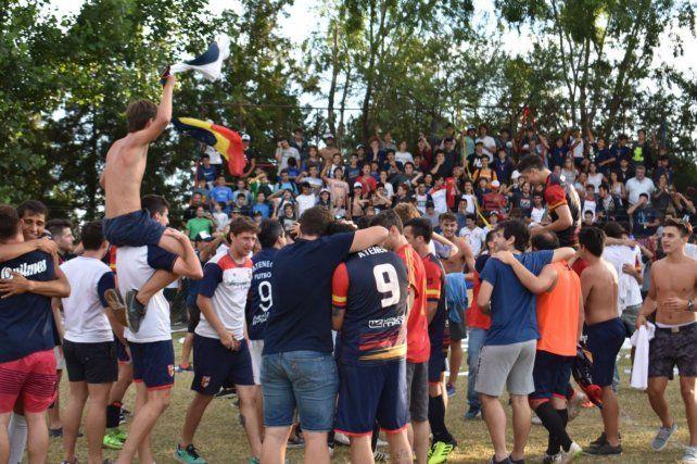 El campeón de la Liga saldrá de una final entre Ateneo y El Quillá