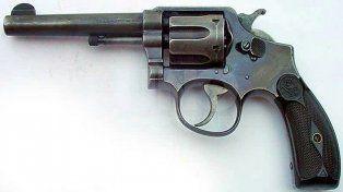 Lo detuvieron a las 7, en pleno Barranquitas, con un arma de guerra en la cintura