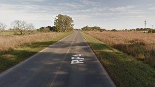 Murió un automovilista que volcó en la ruta provincial 4 a la altura de Manucho