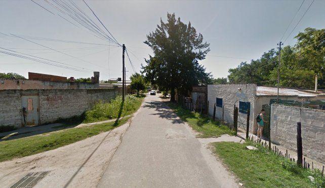 A sangre fría: asesinaron a una mujer con un balazo en el pecho en barrio San Lorenzo