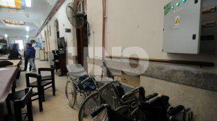 Indemnizarán al joven kinesiólogo que sufrió una descarga eléctrica en el Vera Candioti