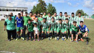 San Cristóbal abrochó su regreso a la Primera División de la Liga Santafesina