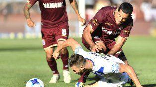 Almirón se despidió con un opaco empate ante Vélez