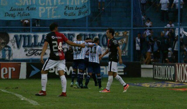 El uno por uno del Sabalero en la derrota en Tucumán