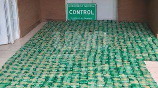 gendarmeria secuestro 189 kilos de hojas de coca en la provincia santa fe