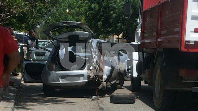 Desgracia y fatalidad en barrio Escalante