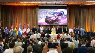 Lanzaron en Córdoba el Rally Dakar 2018
