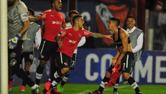 Independiente recibe a Flamengo en la primera final de la Sudamericana