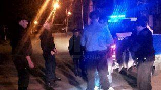 In fraganti: robaron una moto e intentaron atacar a otra mujer pero los detuvieron