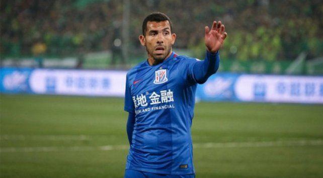 Shanghai pone palos en la rueda para impedir el regreso de Tevez a Boca