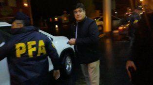 Detuvieron a Carlos Zannini por encubrimiento del atentado a la AMIA