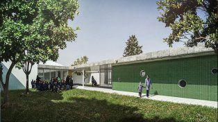 Recorrerán las obras del Jardín Municipal de La Guardia