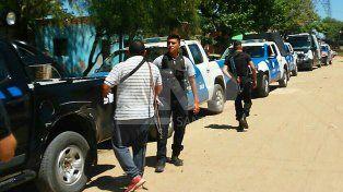 Detuvieron en la Costa a un hombre armado que golpeó a su mujer y a sus hijas