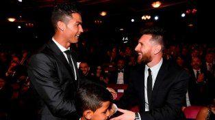 Se entrega el Balón de Oro con Cristiano Ronaldo como gran favorito