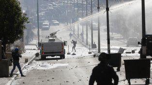 Violentas protestas sacuden a Palestina por el polémico giro de Trump sobre Jerusalén