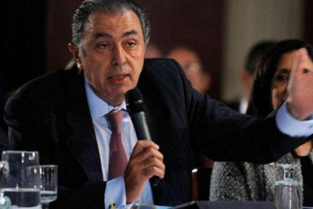 Rodolfo Urtubey. Senador nacional por la provincia de Salta.