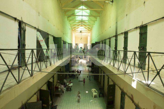 Detenidos. El informe se realizó en relación al año 2016 sobre distintas unidades penitenciarias del país.