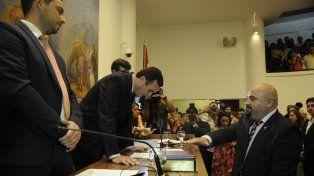 Tras la jura de los ocho ediles, el Concejo tiene una nueva conformación