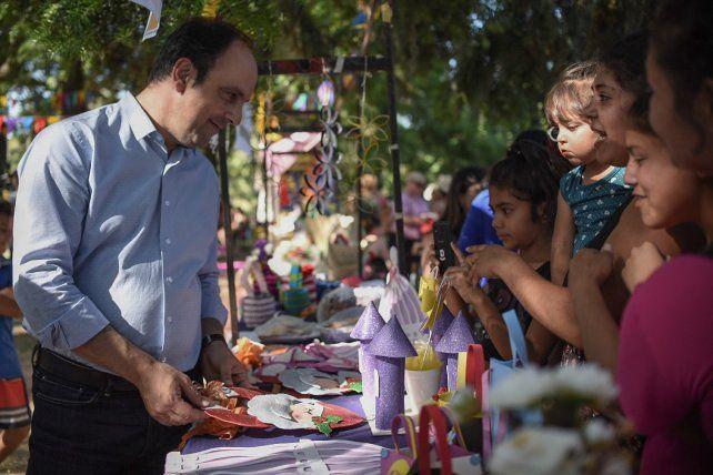 Los Solares Municipales junto al Programa Arte y Comunidad despidieron el año