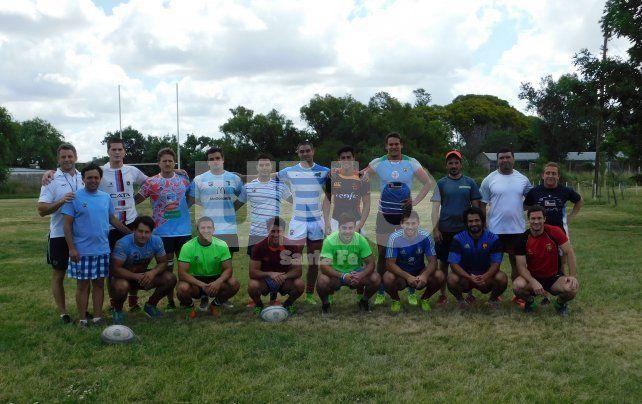 Se pone en marcha el Seven de la República en Paraná