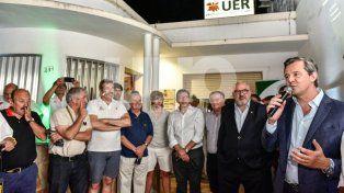 La UER ya tiene casa propia