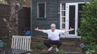 Una casa abandonada. Eso era en realidad el comedor bien rankeado.