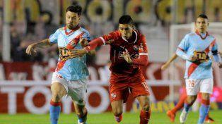 Un copado Independiente se mide contra un urgido Arsenal