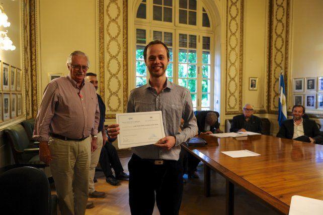 Dos jóvenes ingenieros santafesinos premiados a nivel nacional