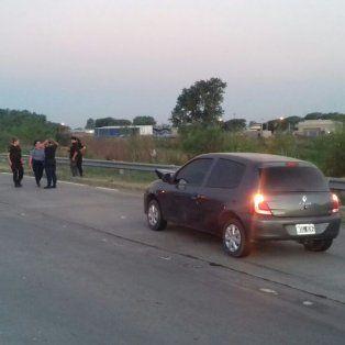 un muerto y dos nenas heridas en un accidente en circunvalacion