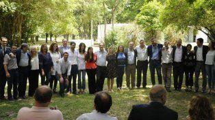 José Corral pone en funciones a las nuevas autoridades de su Gabinete