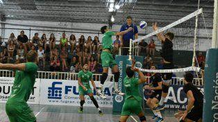 Libertad Burgi ganó en tiebreak