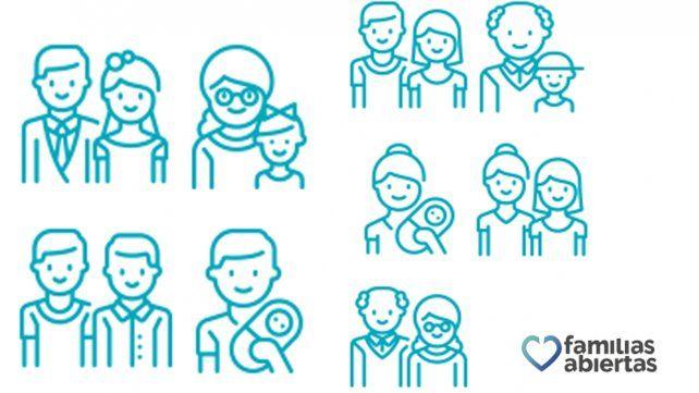 Presentarán este lunes el programa Familias Abiertas