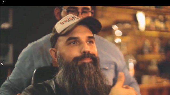 Don Lobo, la barbería que se impone en la ciudad