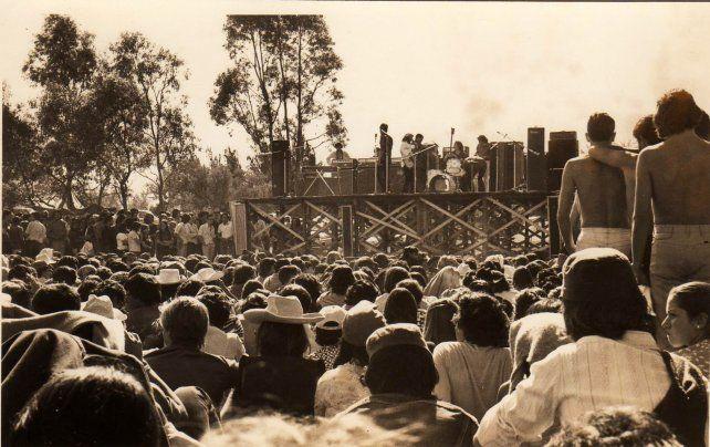 El festival Berduc Rock fue el disparador de lo que luego se convertiría en 65/75 Comarca Beat
