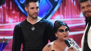 La Bomba Tucumana discutió fuerte con su coach y después quedó eliminada del Bailando