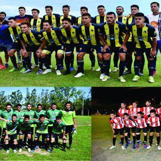 tres equipos de la liga santafesina jugaran el torneo federal c