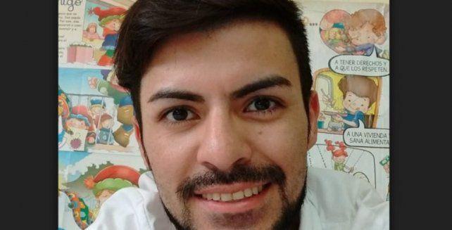 Mendoza: un profesor apareció muerto, atado de pies y manos