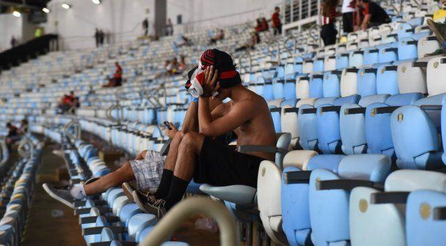 La cuenta oficial de Independiente no se guardó nada