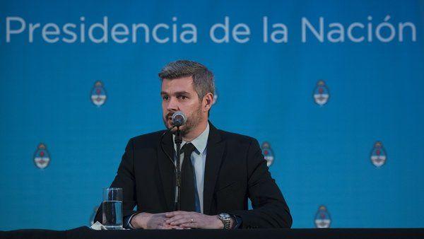 Marcos Peña acusó a diputados K de convertirse en piqueteros dentro del recinto