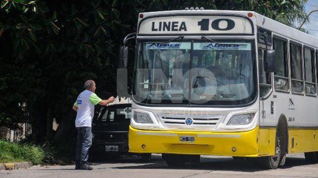 Transporte público: aumenta un 27% el boleto del colectivo en Santa Fe