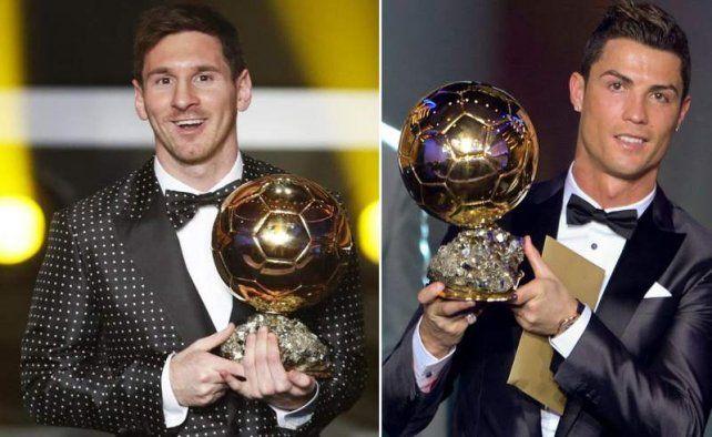 Maradona: Yo tendría más Balones de Oro que Cristiano y Messi