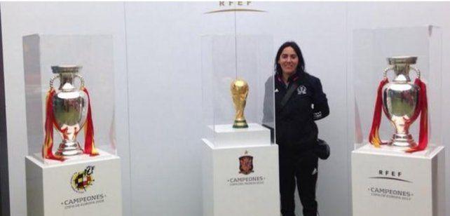 ¡Histórico! Una mujer dirigirá a un tradicional equipo de Chile