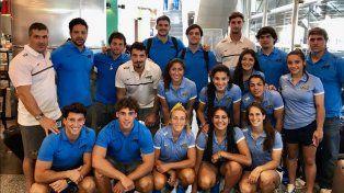 El Seven partió a Río de Janeiro