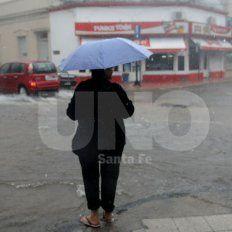 Rige un alerta meteorológico a corto plazo para la ciudad de Santa Fe