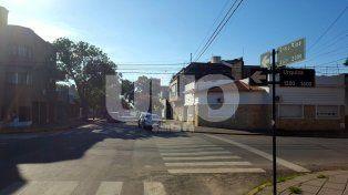 Maniataron a una mujer y dos pintores y robaron en una casa del barrio Sur