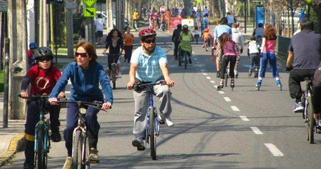 Por ordenanza crean las Calles Recreativas