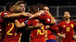Argentina podría jugar en marzo contra España