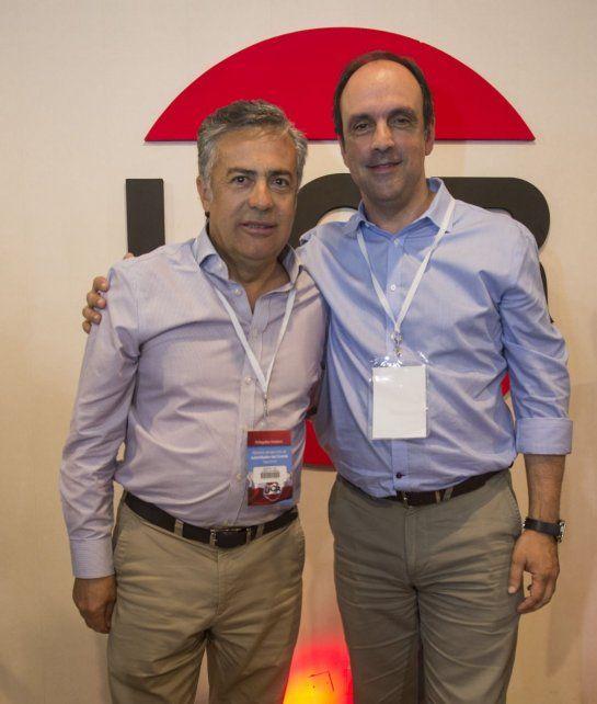 Alfredo Cornejo es el nuevo presidente de la UCR en reemplazo de José Corral